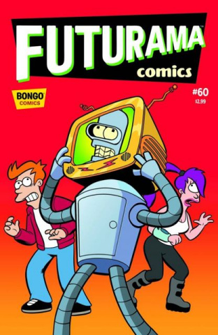 Futurama Comics #60