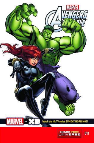 Marvel Universe: Avengers Assemble #11