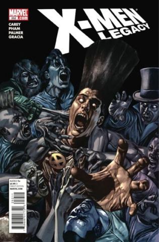 X-Men Legacy #252