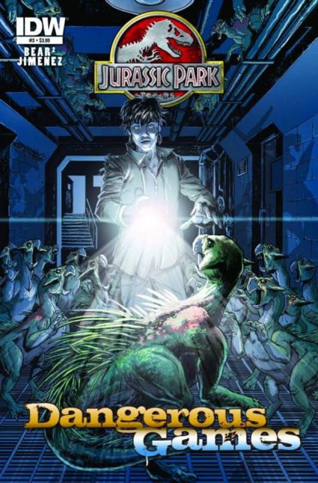 Jurassic Park: Dangerous Games #3