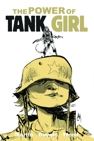 The Power of Tank Girl
