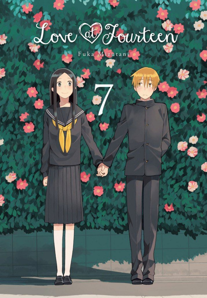 Love at Fourteen Vol. 7