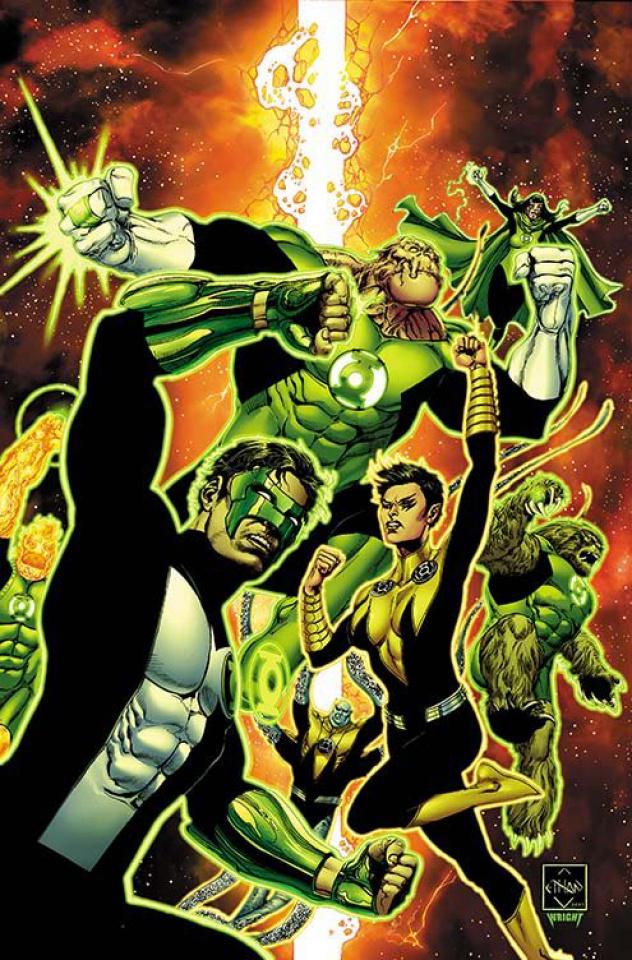 Hal Jordan and The Green Lantern Corps #21