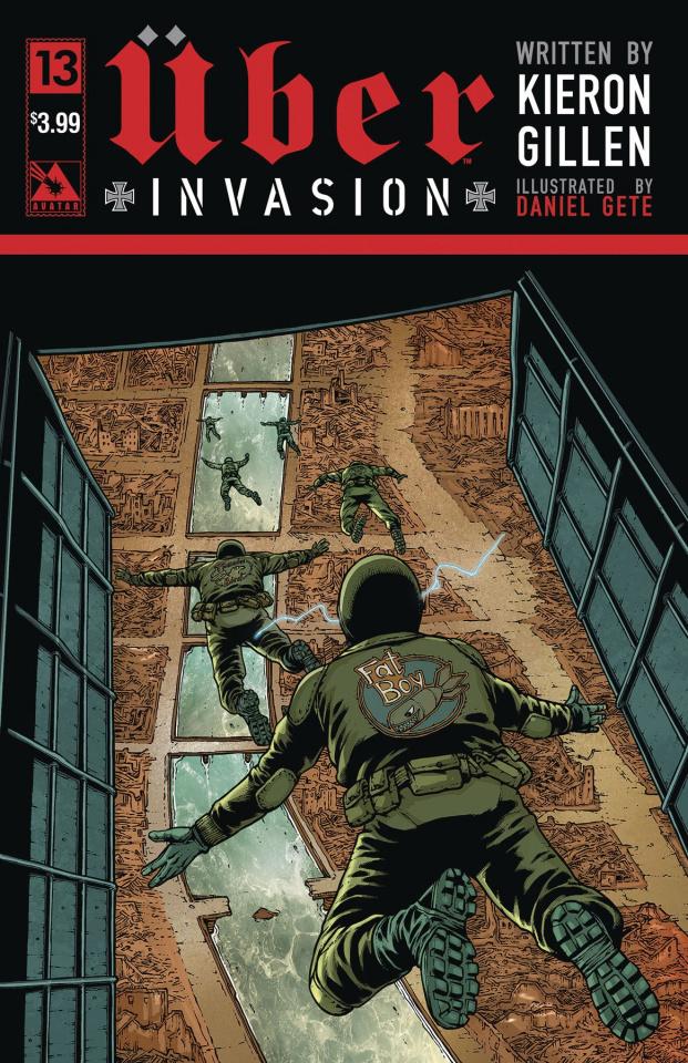 Über: Invasion #13