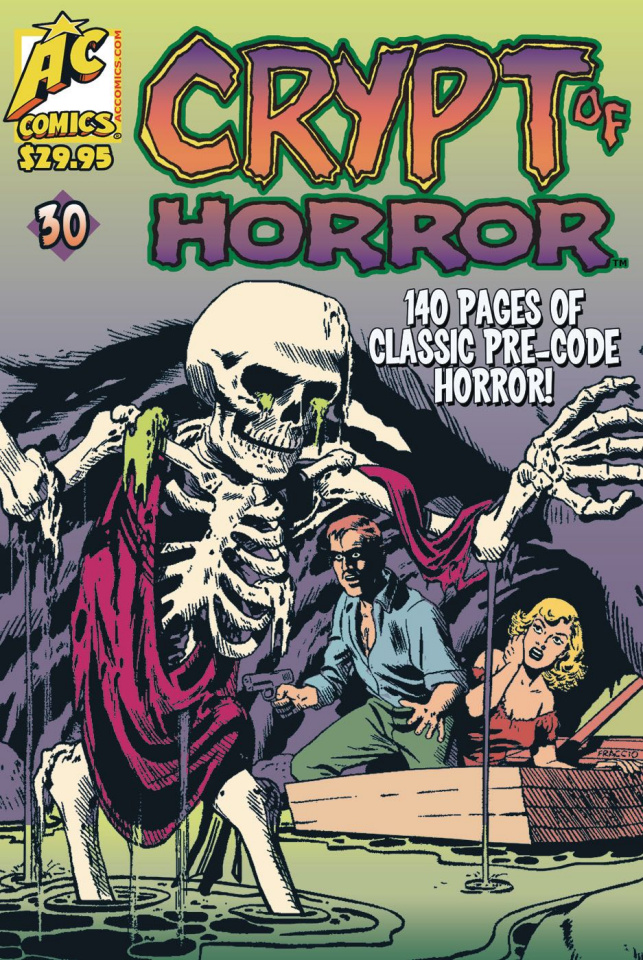 Crypt of Horror #30