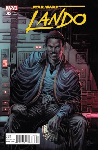 Star Wars: Lando #5 (Deodato Cover)