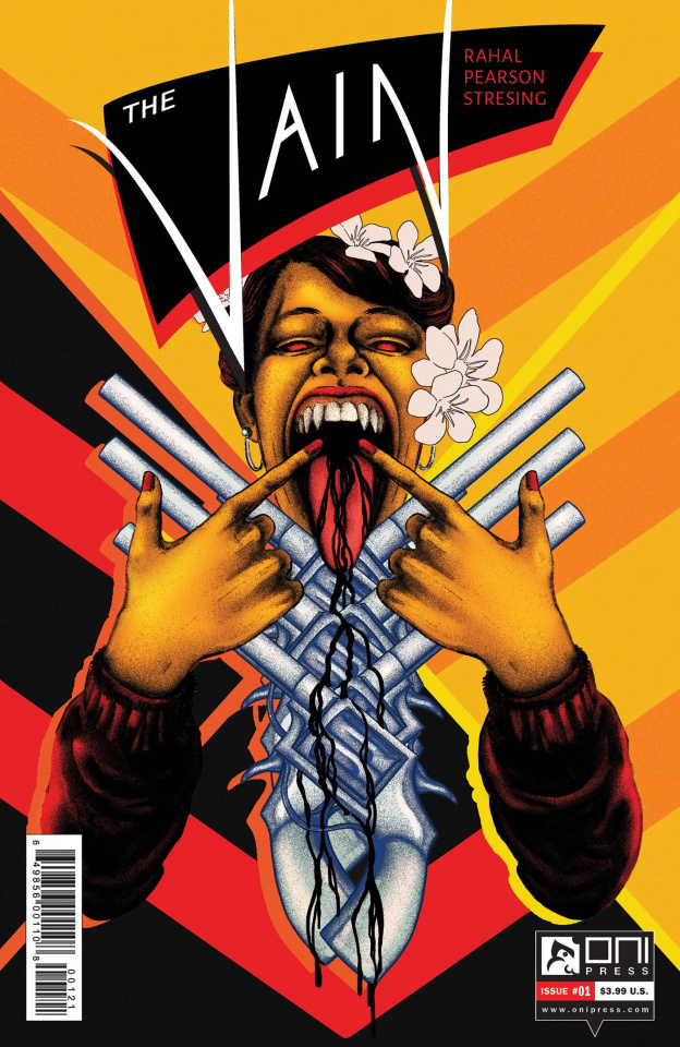 The Vain #1 (Cover B)