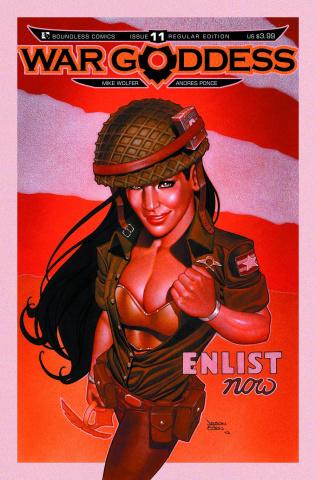 War Goddess #11