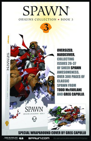 Spawn: Origins Vol. 3