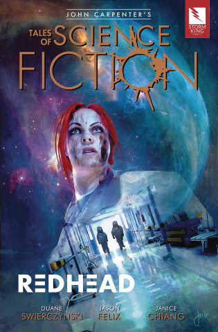 Tales of Science Fiction: Redhead