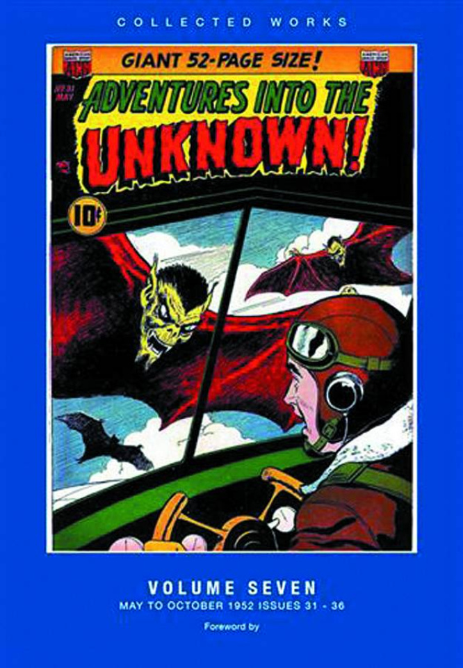 Adventures Into the Unknown! Vol. 7