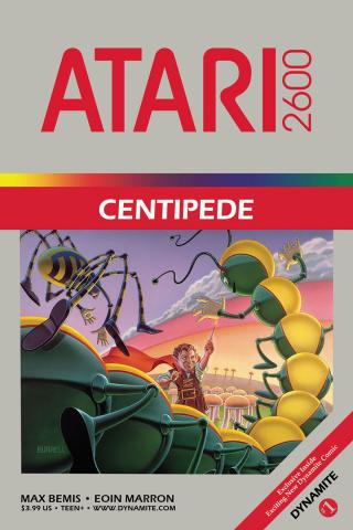 Centipede #1 (Classic Art Cover)