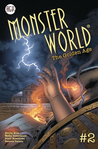 Monster World: The Golden Age #2
