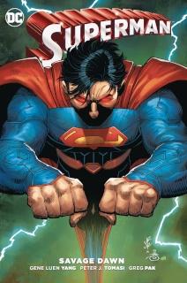 Superman: Savage Dawn