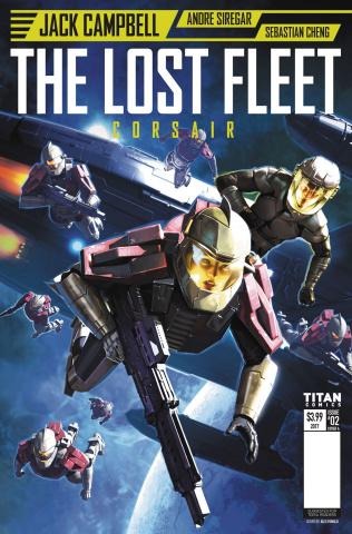 The Lost Fleet: Corsair #2 (Ronald Cover)