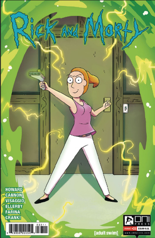 Rick and Morty #33