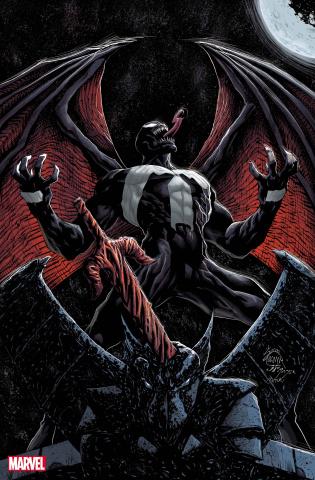 Venom #35 (Stegman Virgin 200th Issue Cover)