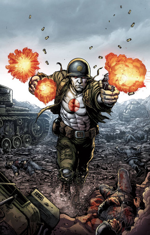 Bloodshot: Reborn #14 (20 Copy Robertson Cover)