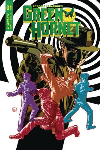 Green Hornet #1 (Johnson Cover)