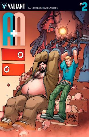 A&A #2 (Lafuente Cover)