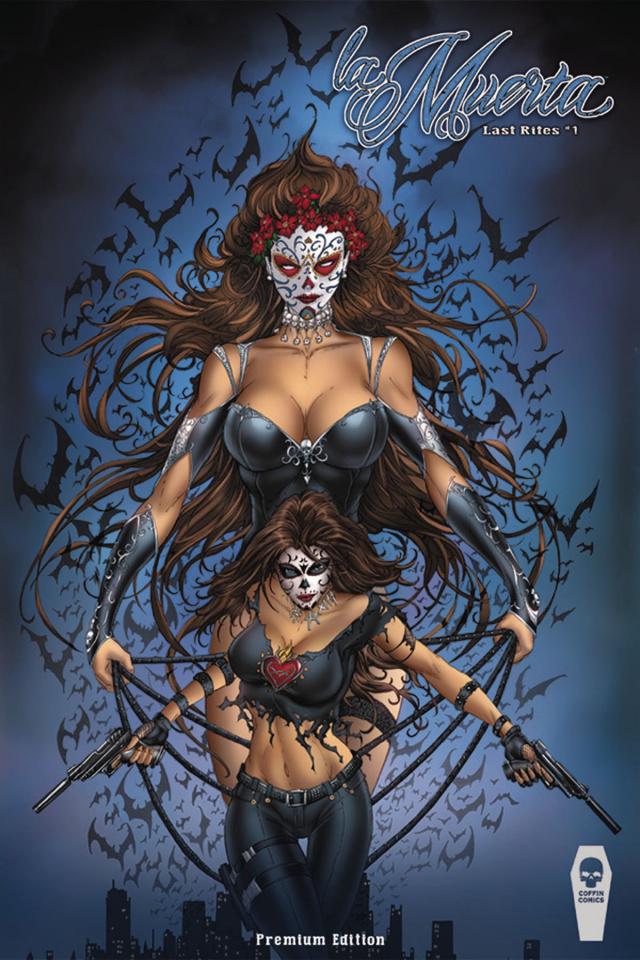 La Muerta: Last Rites #1 (Foil Premium Cover)