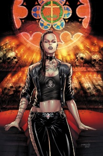 Grimm Fairy Tales: Hellchild #5 (Metcalf Cover)