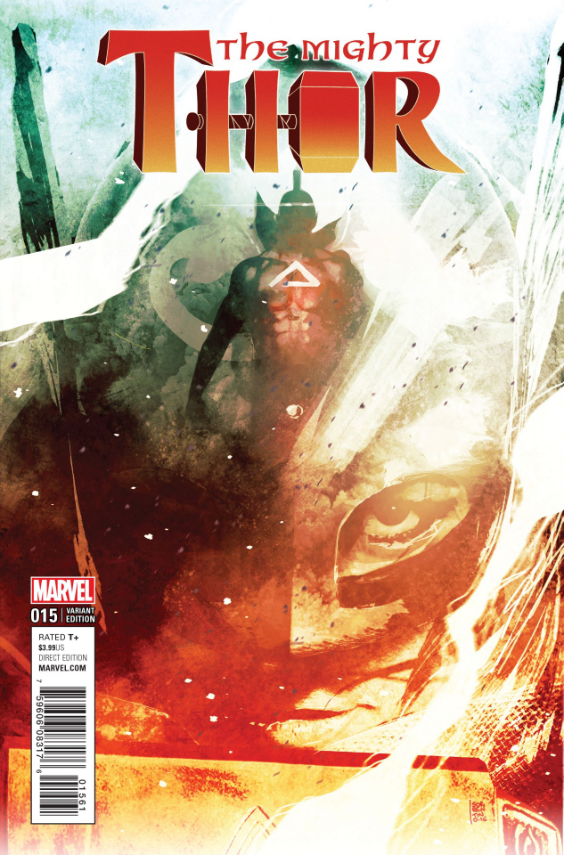 The Mighty Thor #15 (Sorrentino Cover)
