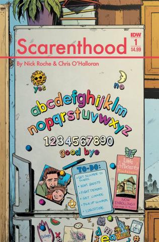 Scarenthood #1 (2nd Printing)