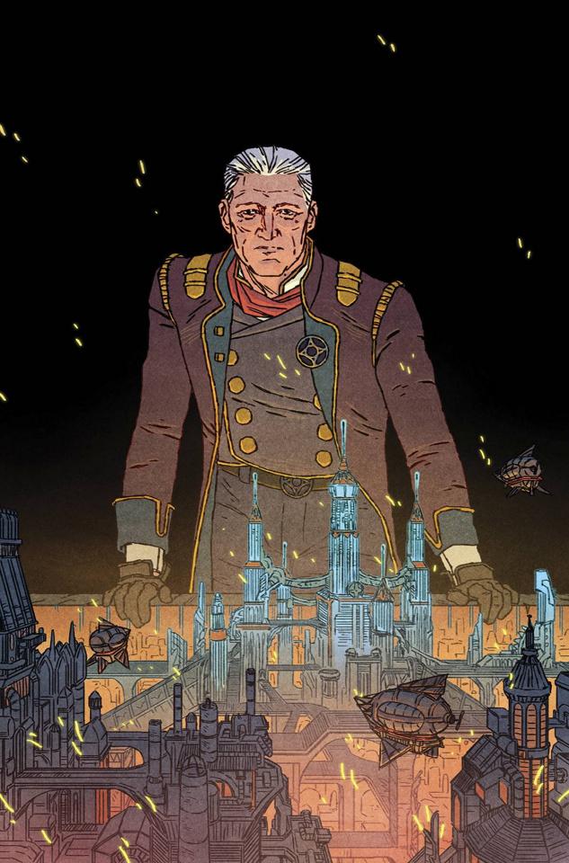 Lantern City #2 (SDCC Cover)