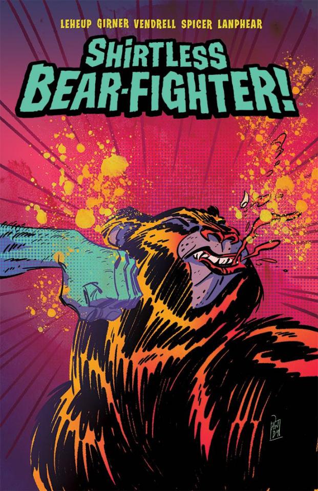 Shirtless Bear-Fighter! #1 (2nd Printing)