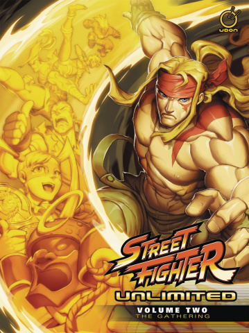 Street Fighter Unlimited Vol. 2: The Gathering