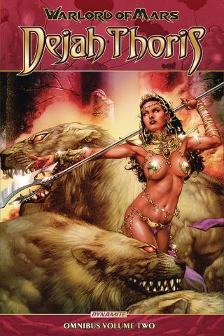 Warlord of Mars: Dejah Thoris Vol. 2 (Omnibus)