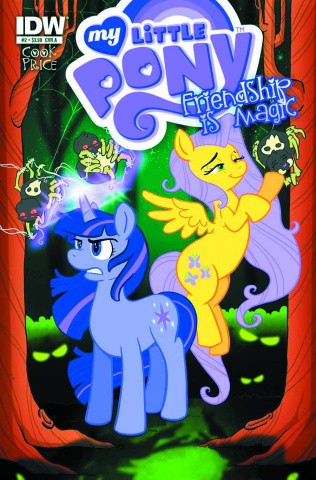 My Little Pony: Friendship Is Magic #2 (3rd Printing)