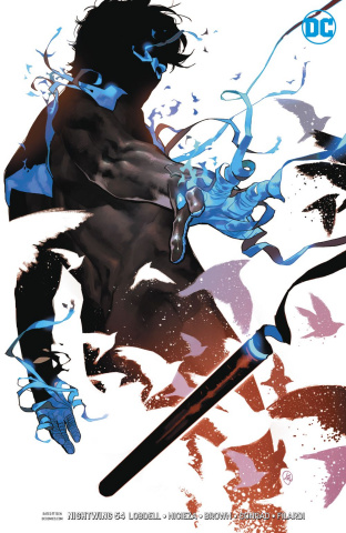 Nightwing #54 (Variant Cover)
