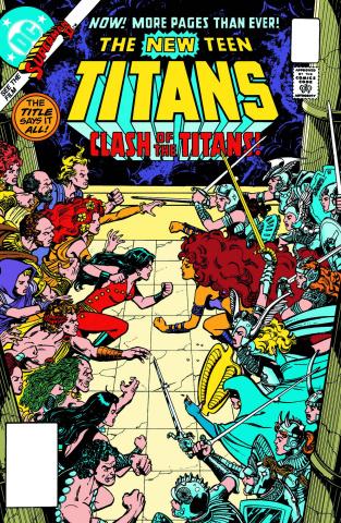 The New Teen Titans Vol. 2