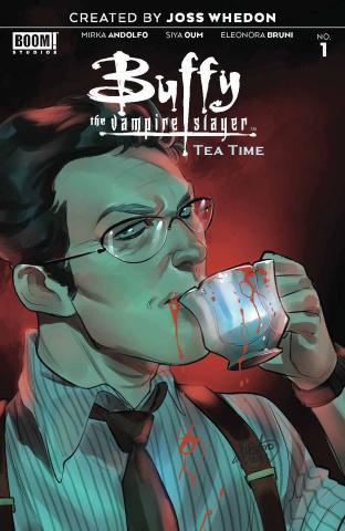 Buffy the Vampire Slayer: Tea Time #1 (Andolfo Cover)
