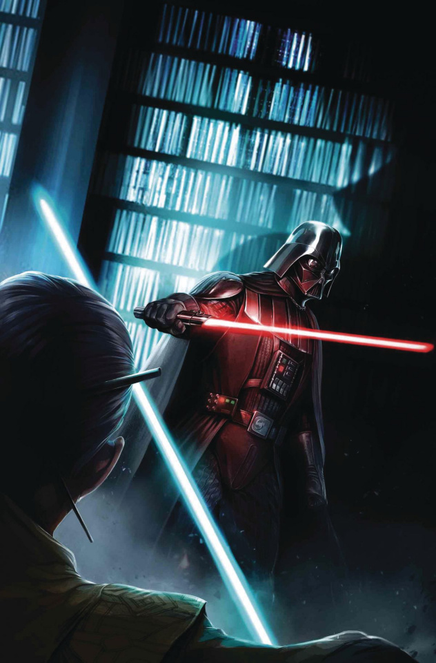Star Wars: Darth Vader #9