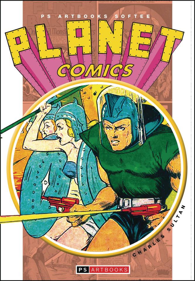 Planet Comics Vol. 3