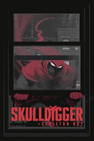 Skulldigger + Skeleton Boy #3 (Zonjic Cover)