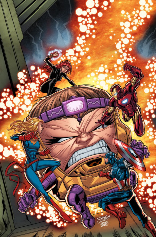 Avengers: Edge of Infinity #1 (Lim Cover)