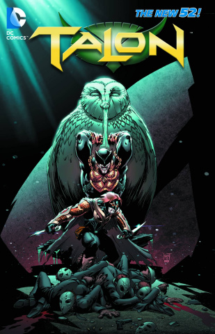 Talon Vol. 2: The Fall of the Owls