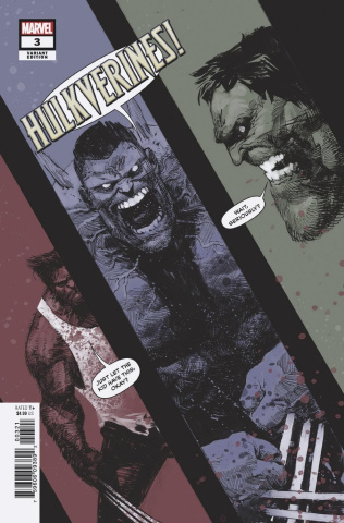 Hulkverines #3 (Zaffino Cover)