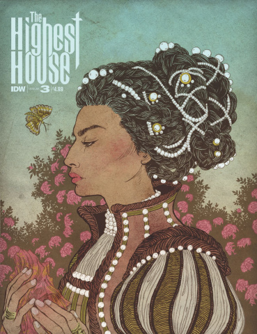 The Highest House #3 (Shimizu Cover)