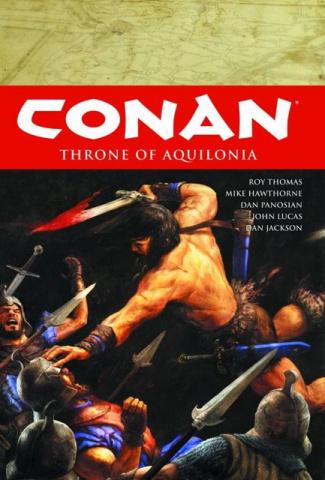 Conan Vol. 12: Throne of Aquilonia