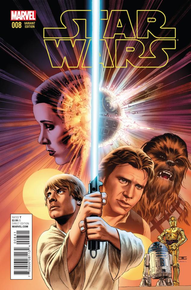 Star Wars #8 (Cassaday Cover)