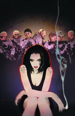 Fight Club 2 #9 (Sienkiewicz Cover)