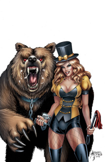 Grimm Fairy Tales #10 (Reyes Cover)