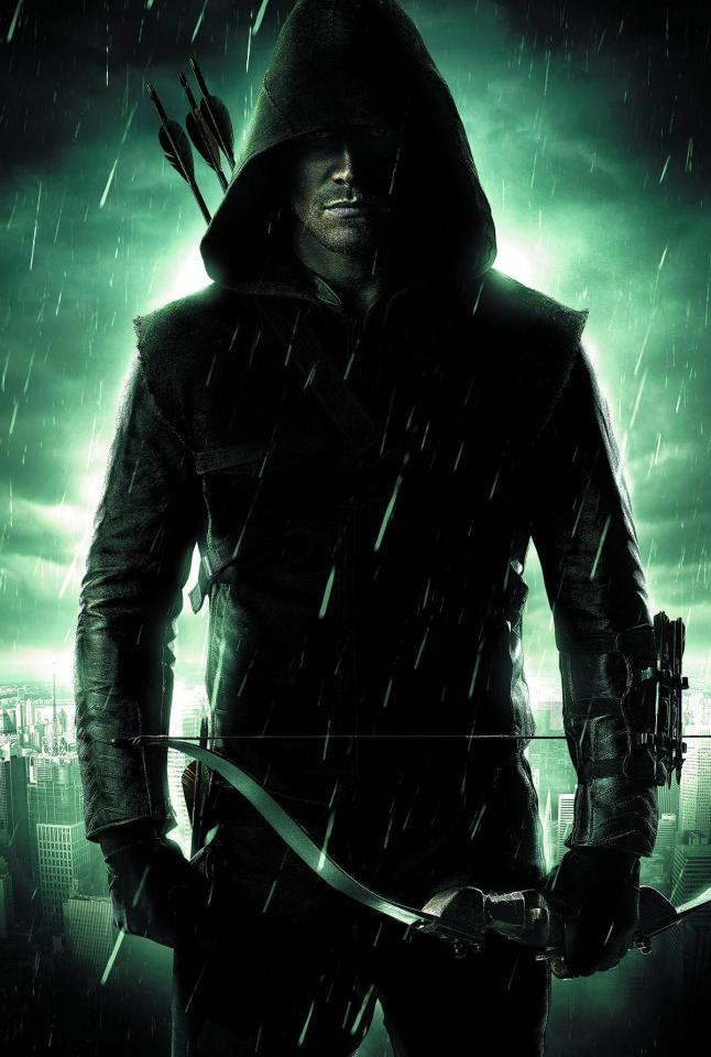 Arrow, Season 2.5 #5