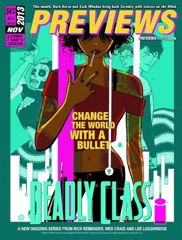 Previews #304 (January 2014)