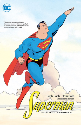 A Superman For All Seasons